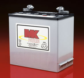 22NF Sealed AGM Battery