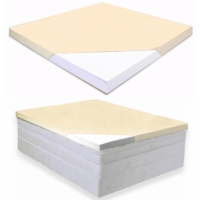 Adjustable Bed Memory Foam Toppers