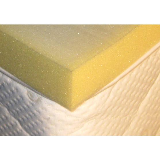 5 Pound 4 Inch Memory Foam Mattress Topper