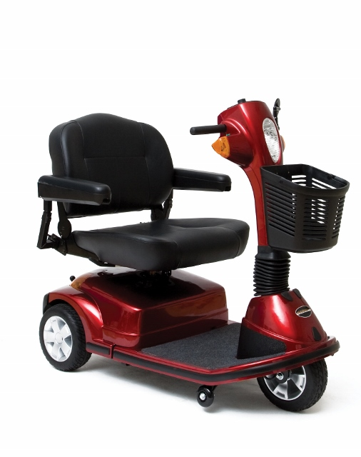 Pride Maxima - 3 Wheel HD Scooter
