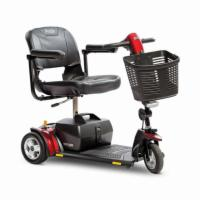 Pride Go-Go Elite Traveller Plus - 3 Wheel Travel Scooter
