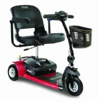 Pride Go-Go Ultra X - 3 Wheel Travel Scooter