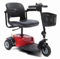 AmeriGlide Traveler - 3 Wheel Travel Scooter